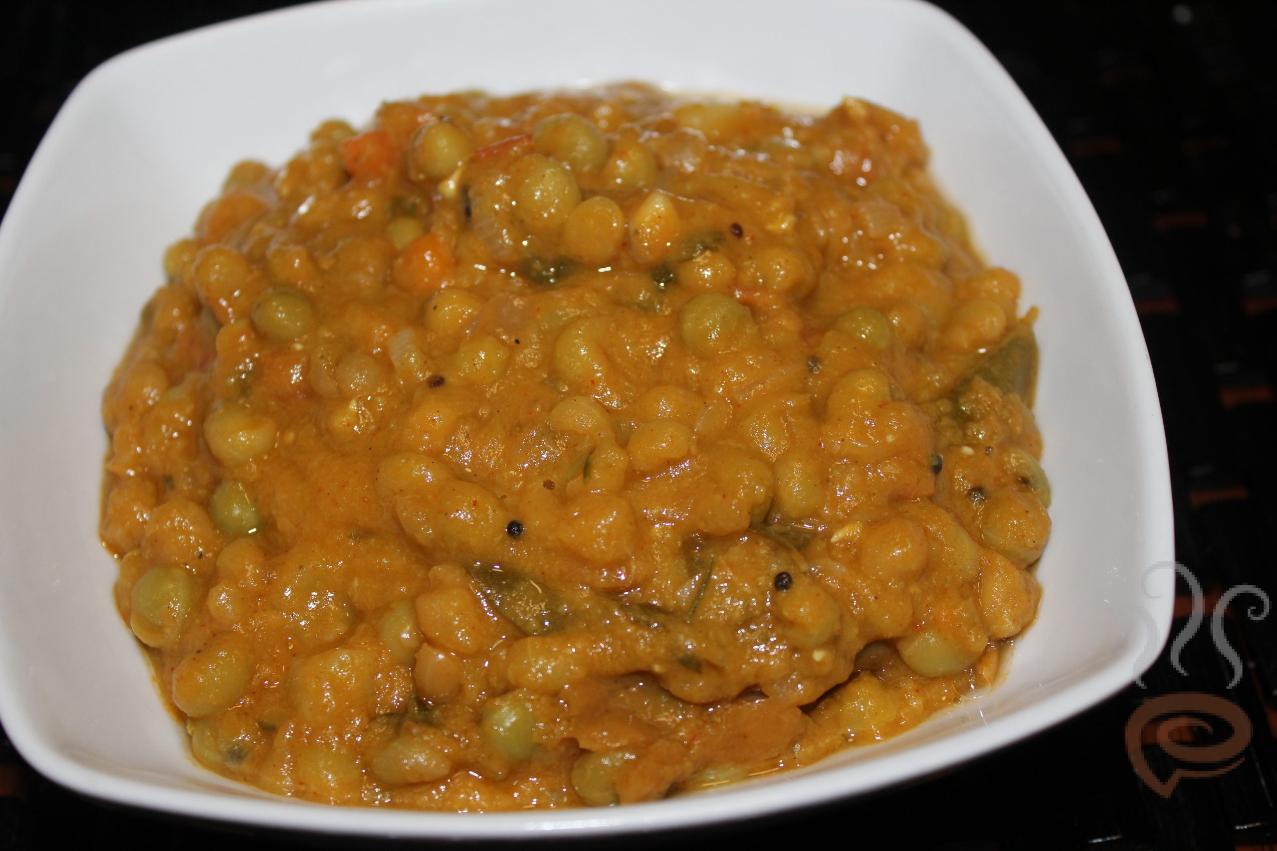 Green Peas Curry Kerala Style