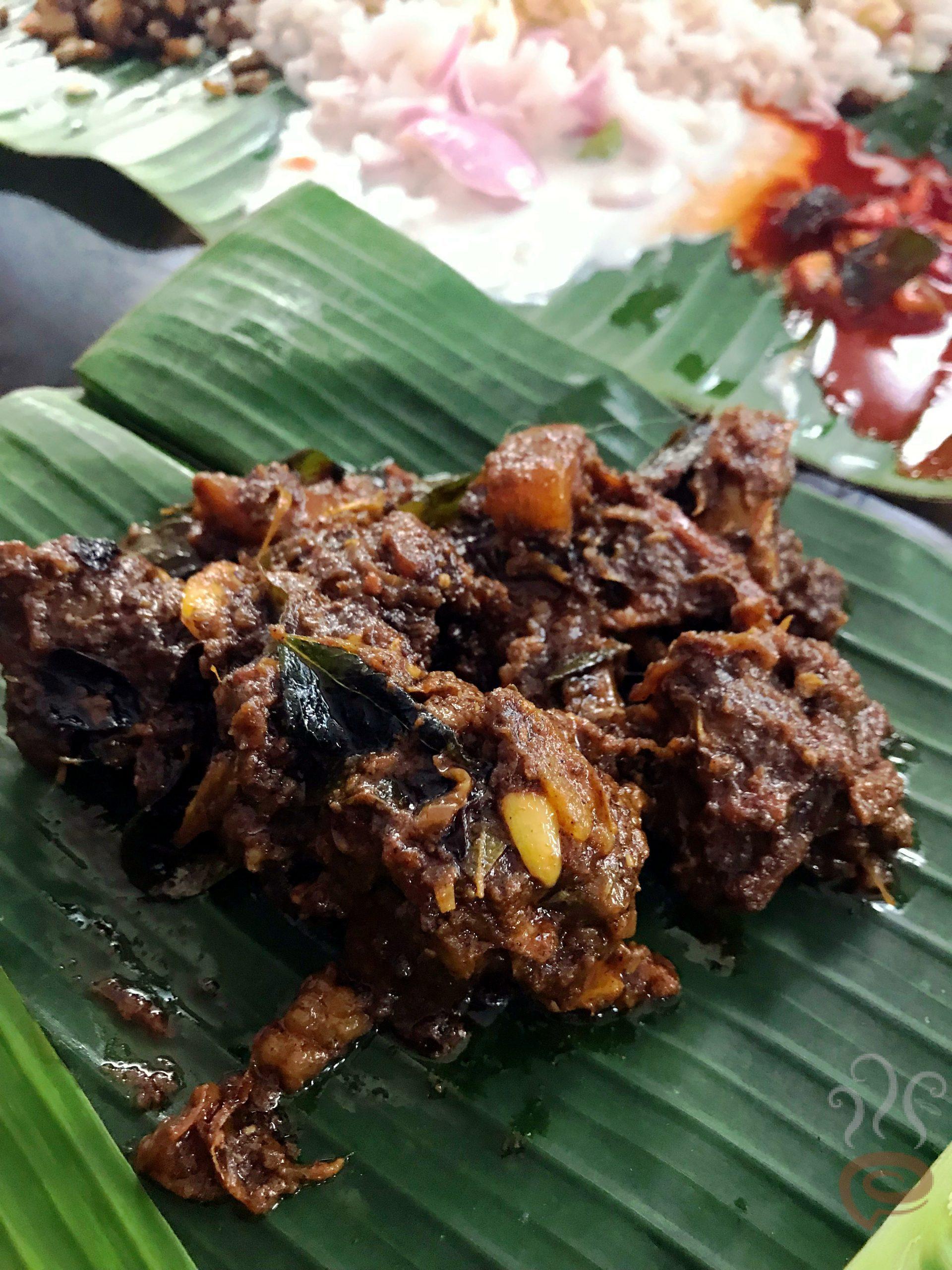 Kerala Beef Roast Malabar Style Beef Roast