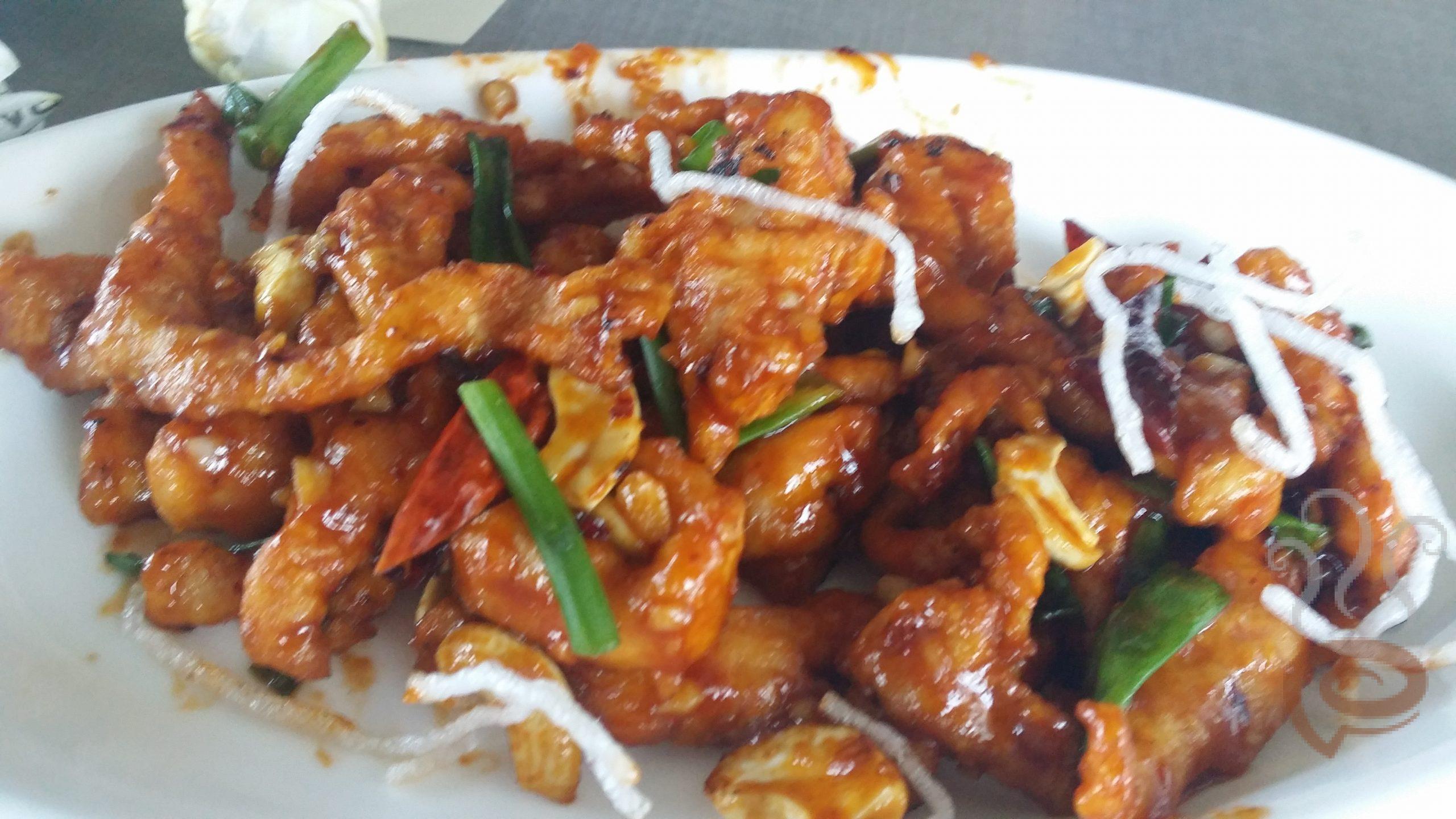 Indo Chinese Beef Chilly Dry Recipe Pachakam Com