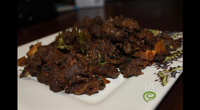 Kottayam Style Beef Fry