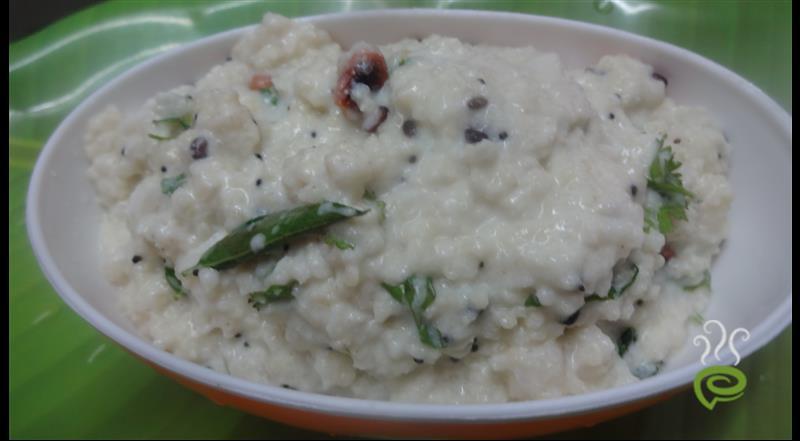 Curd Quinoa
