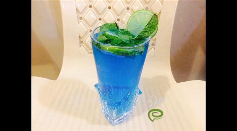 Blue Curacao Lemonade Pachakam Com