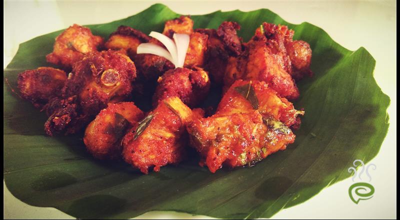 Chicken 65 Dry Kerala Style