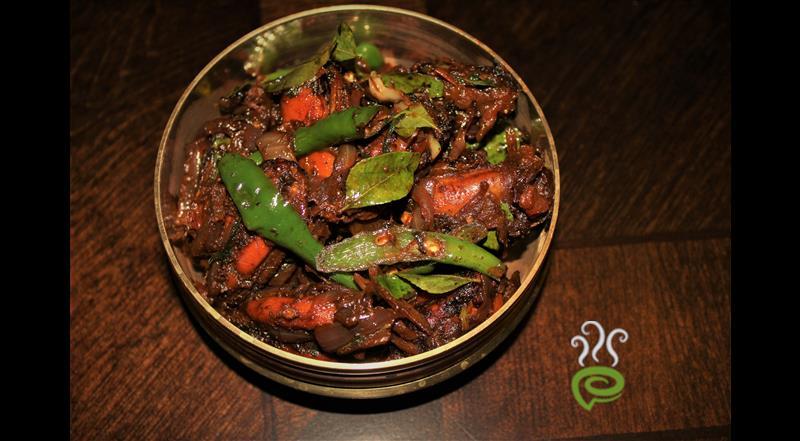 Kallumakkaya Roast/Mussels Roast With Video