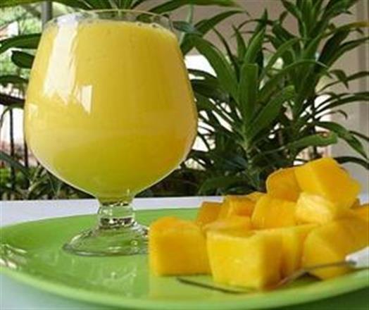 Mango Yogurt Drink - By Prasoon Prakash