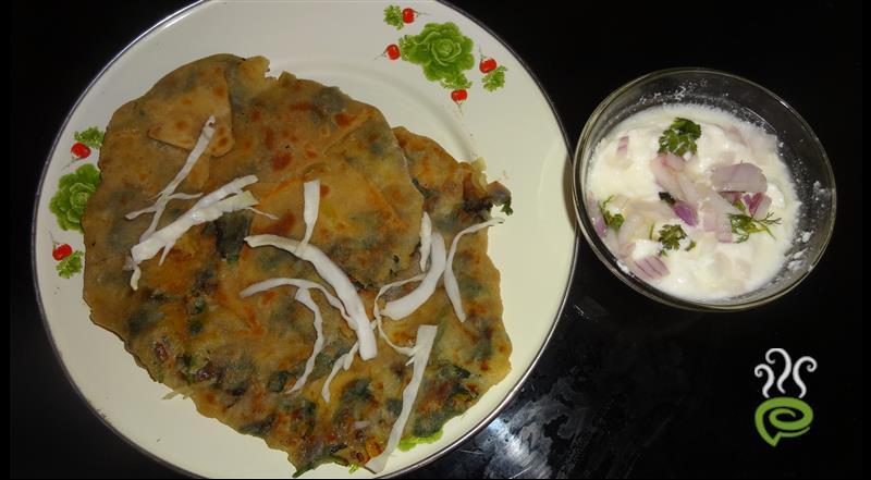 Spincah Chapati