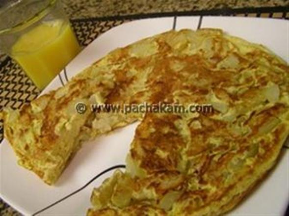Parsley Omelette