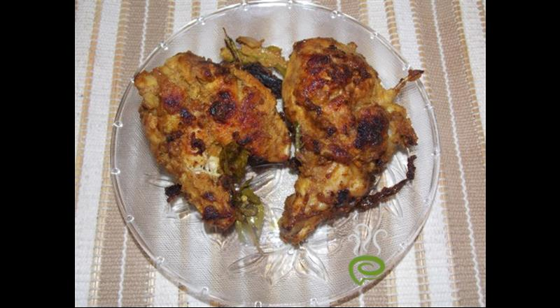 Spicy And Simple Chicken Fry