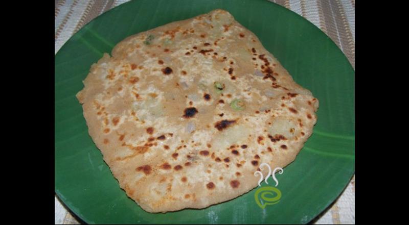 Tapioca Paratha
