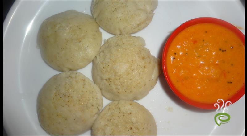 Pearl Millet Idli