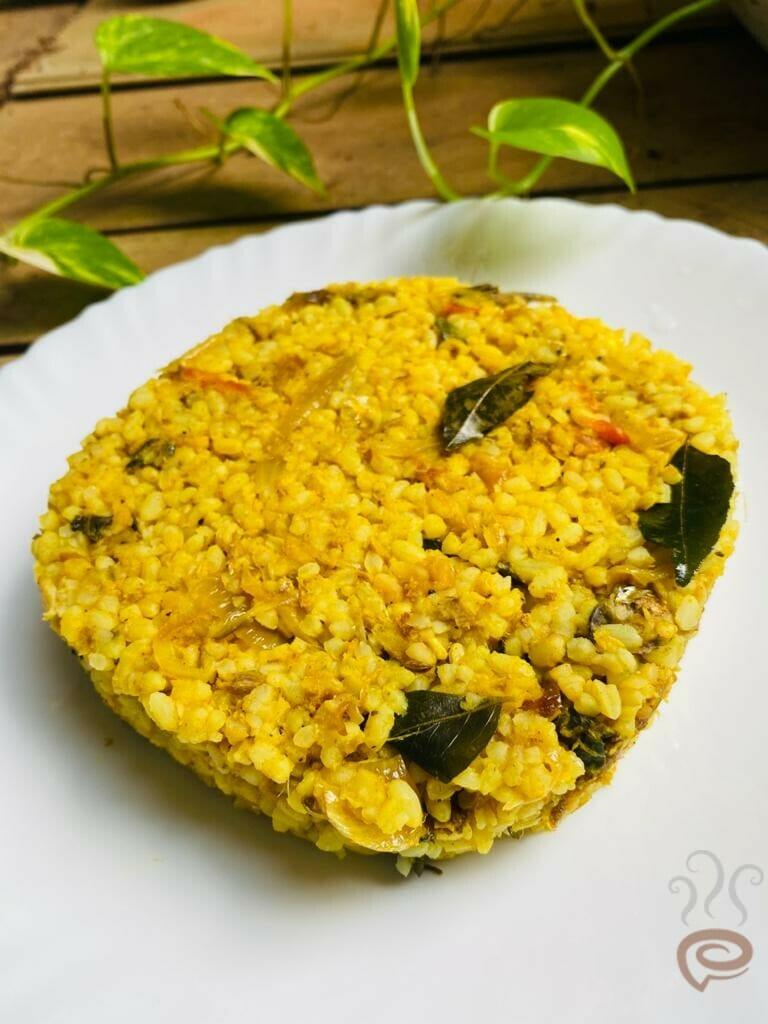 Mackerel Rice