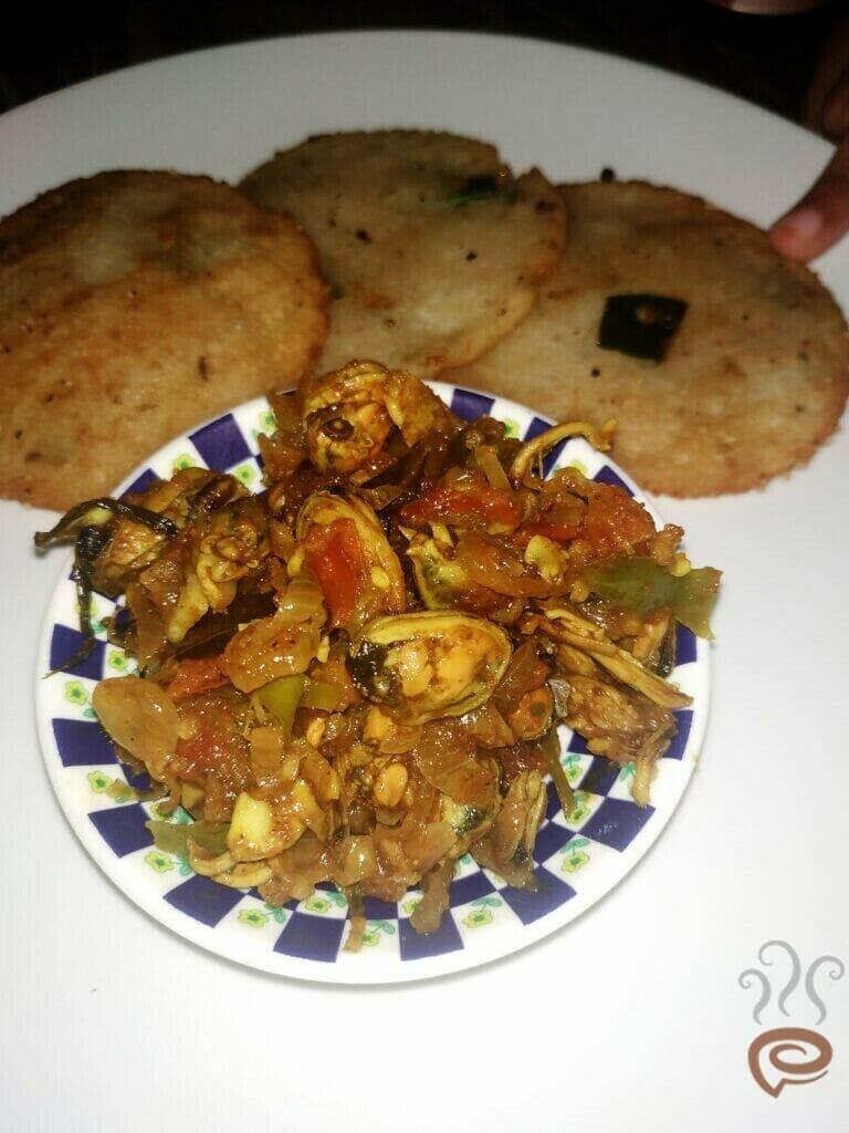 Kerala Style Mussel Fry   Kallumakaya Fry