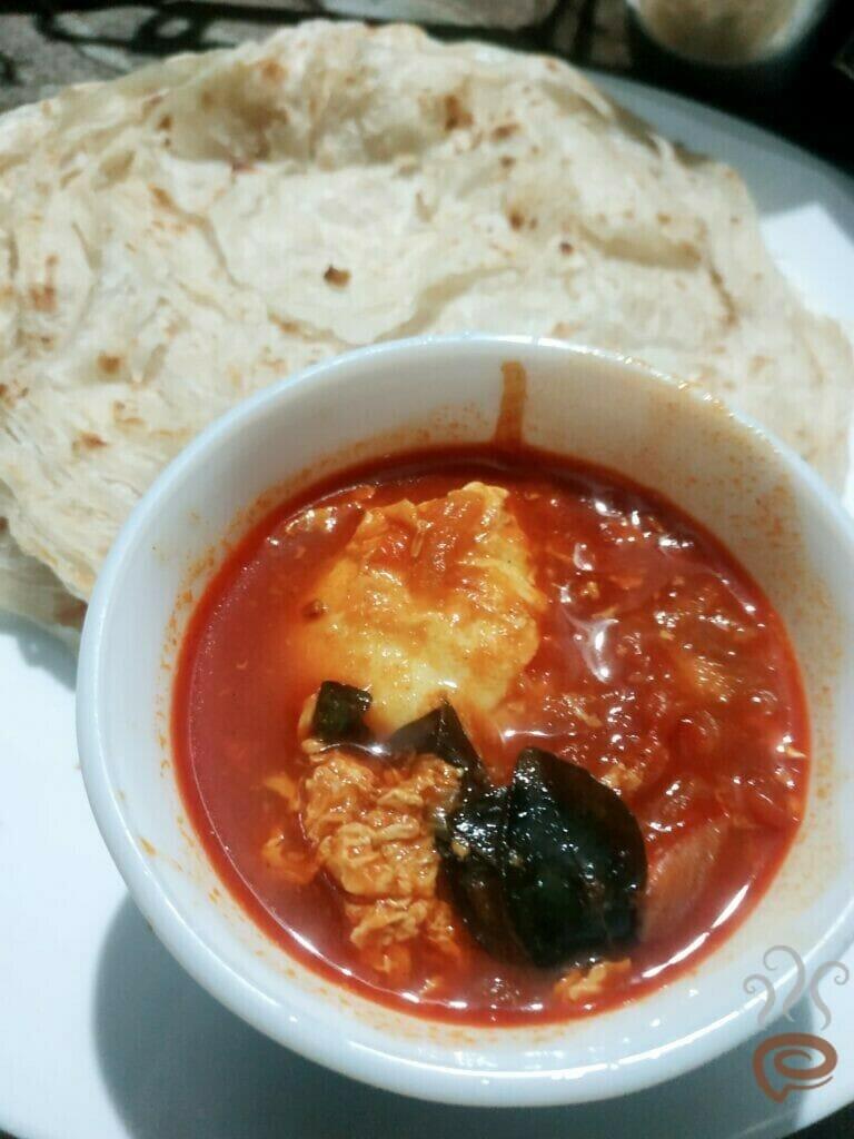Mutta Thilappichathu | Bachelor's Easy Egg Curry