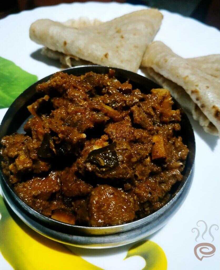 Simple And Easy Malappuram Beef Varattiyathu